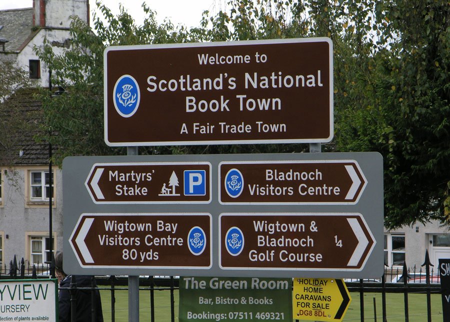 The Wigtown Trilogy (unofficial)