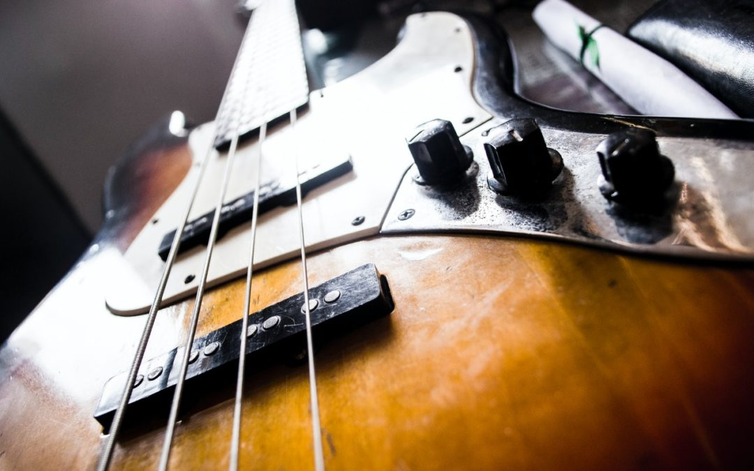 All about the bass…